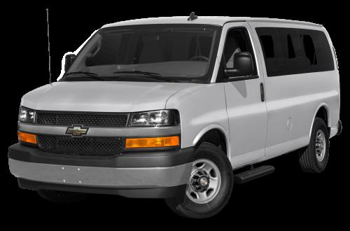 Renta un Auto Van Express en Cancún
